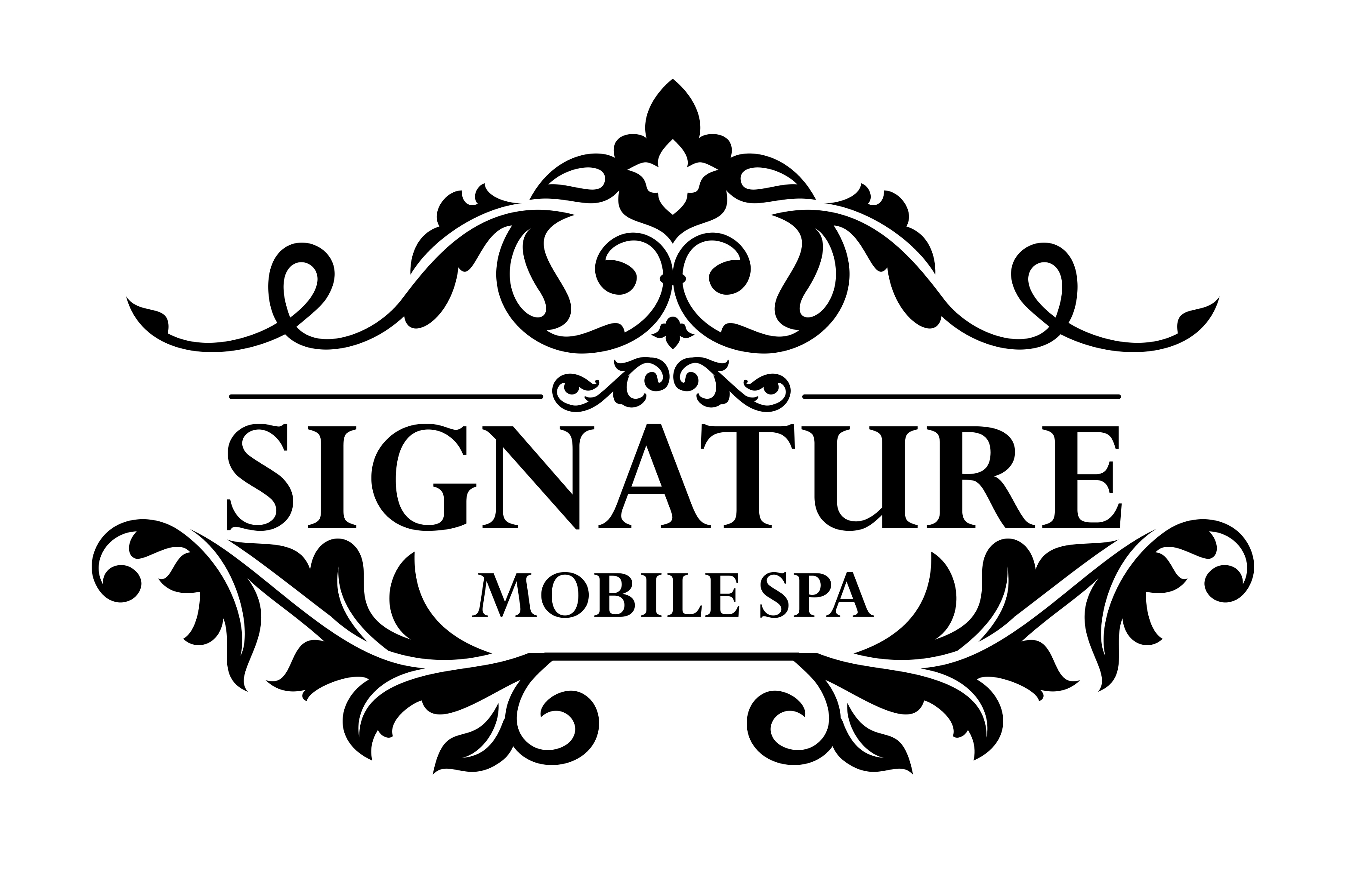Signature Mobile Spa Launches their new logo, brand and website!