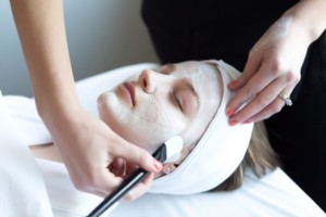 Young adult spa services, facial, teen facial, spa services, mobile spa services